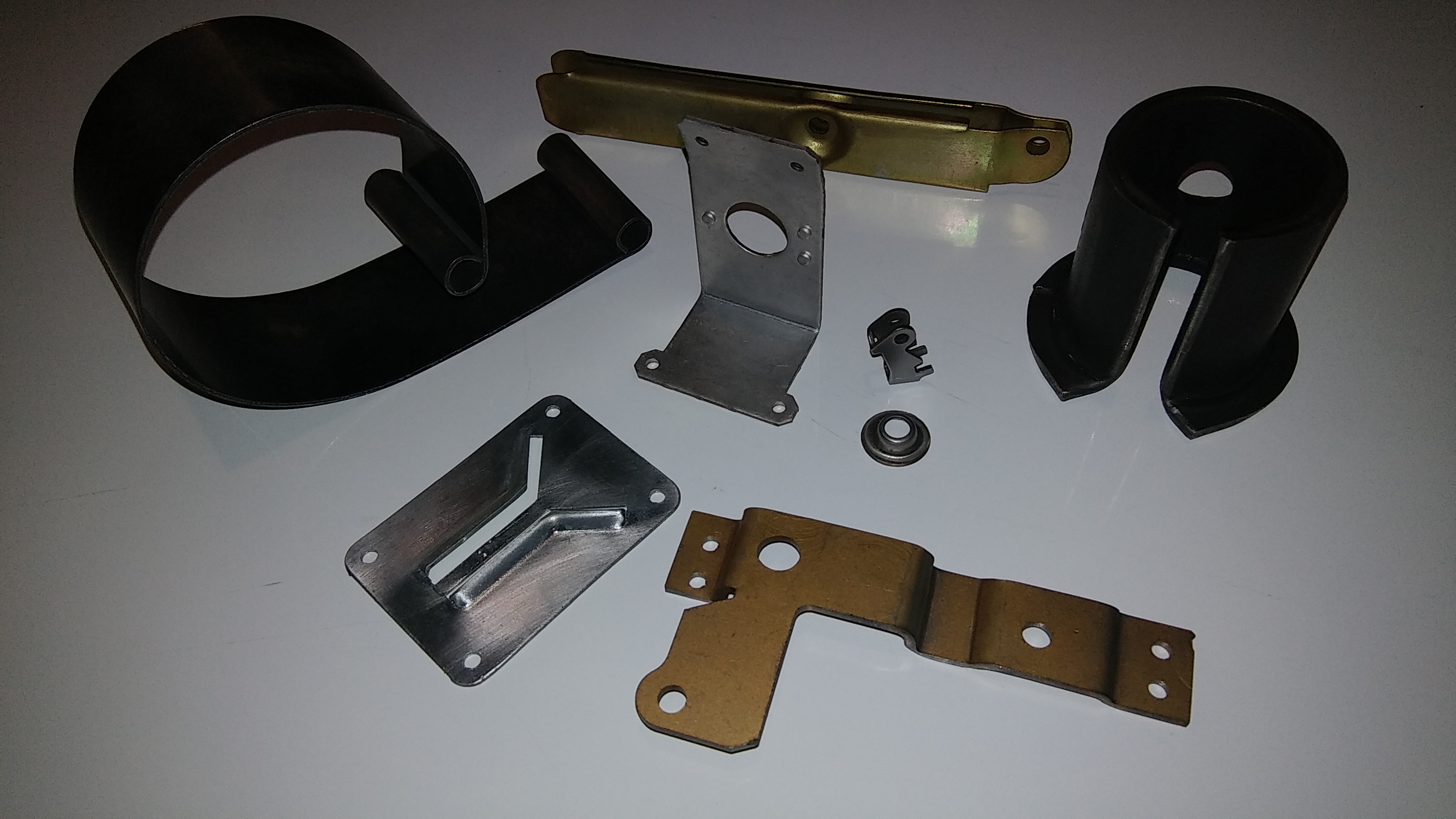 Stamping, Bending, Forming products from Smoky Mountain Industries